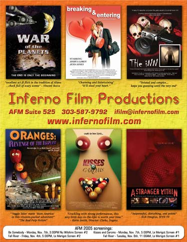 American Film Market 2005 advertising