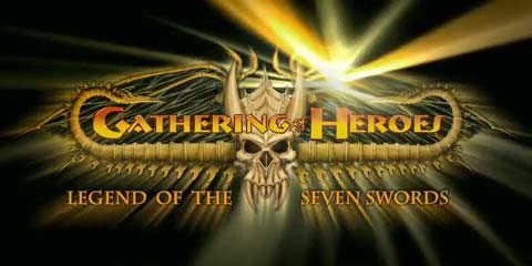 Gathering of Heroes trailer