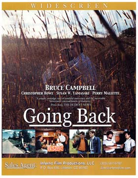 Going Back with Bruce Campbell