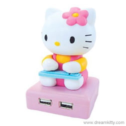 Hello Kitty USB Hub