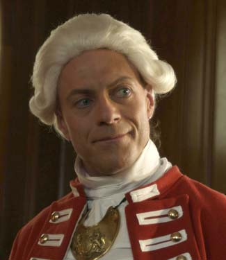 British redcoat uniform
